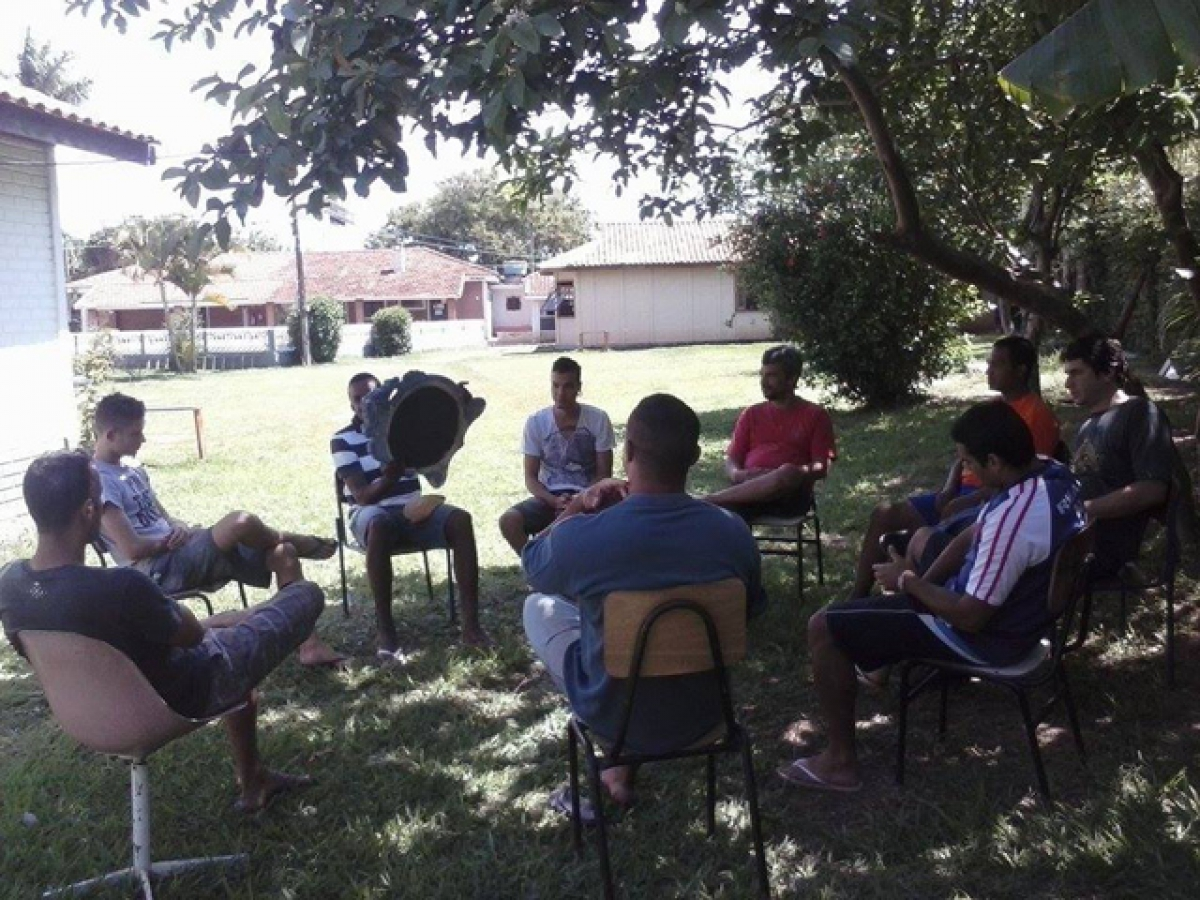 Clínica de Recuperação Masculina e Feminina em Atibaia
